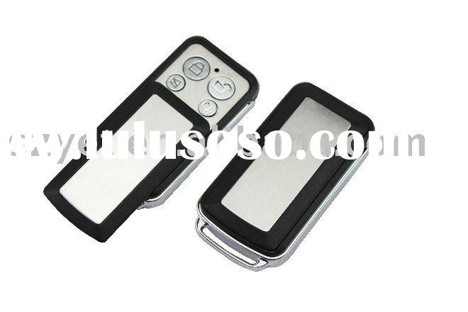 rf wireless sliding cover remote control for garage door,sliding gate and other home appliance contr