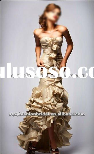 sweetheart neck ruffle accented mermaid zuhair murad evening dresses prices