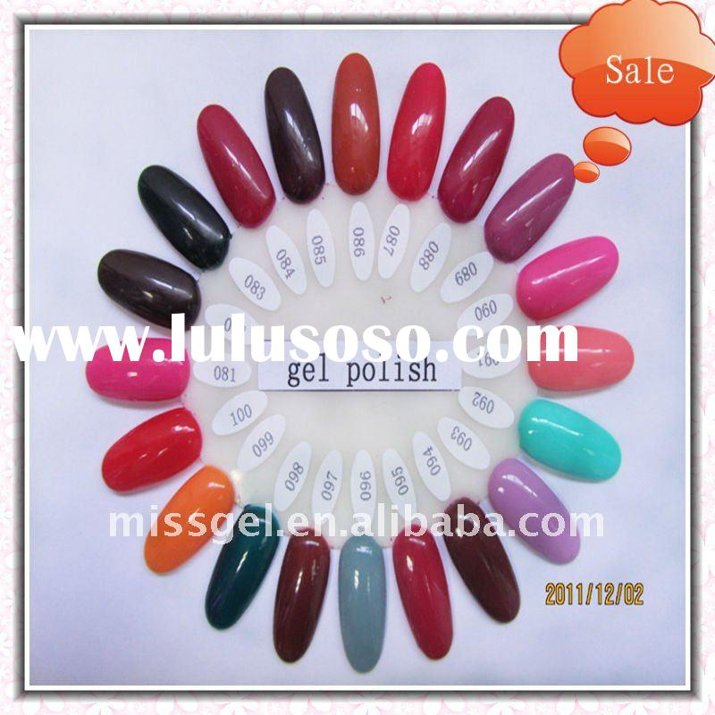 uv gel polish 260 kit