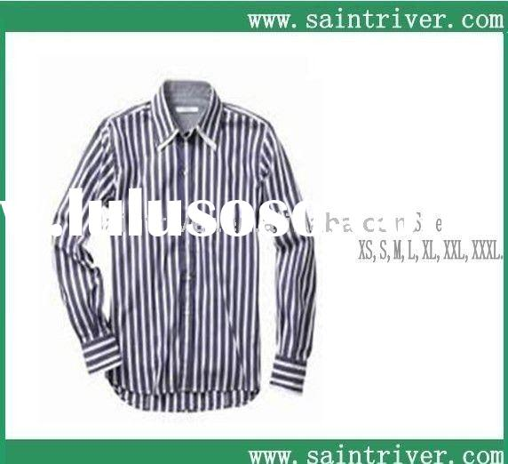 100 cotton casual shirts with top brand