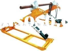1400mm maximum width of coil conductor reel stands