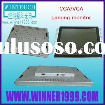 19 inch IR touch screen lcd open frame