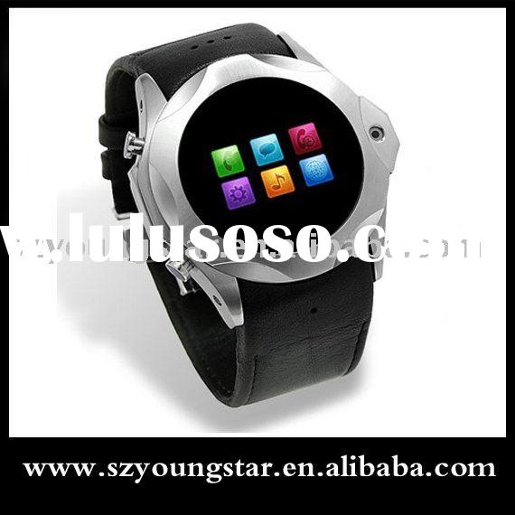 2010 First dual sim cards 3G video watch mobile phone