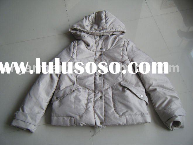 2011 Warm 100% cotton Of Coats