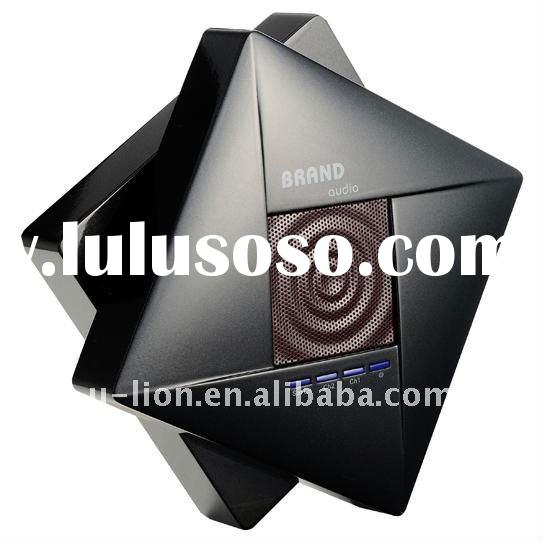 2011 hot sale wireless and audio cable Bluetooth resonance Speaker