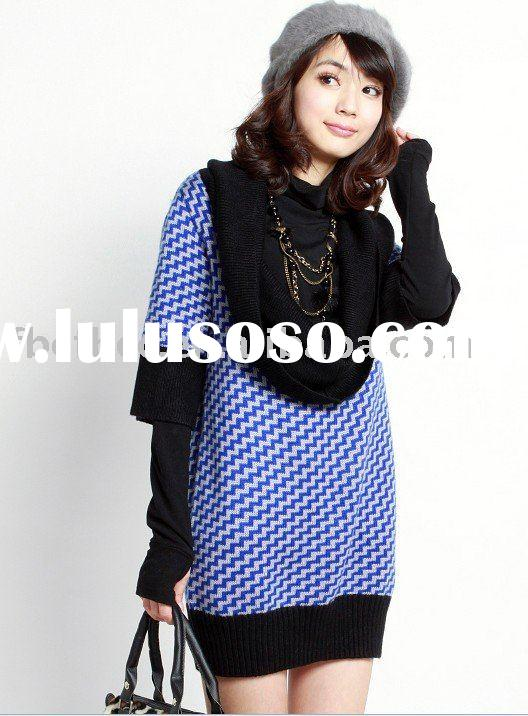 2011 top fashion women pullover sweater(M017)