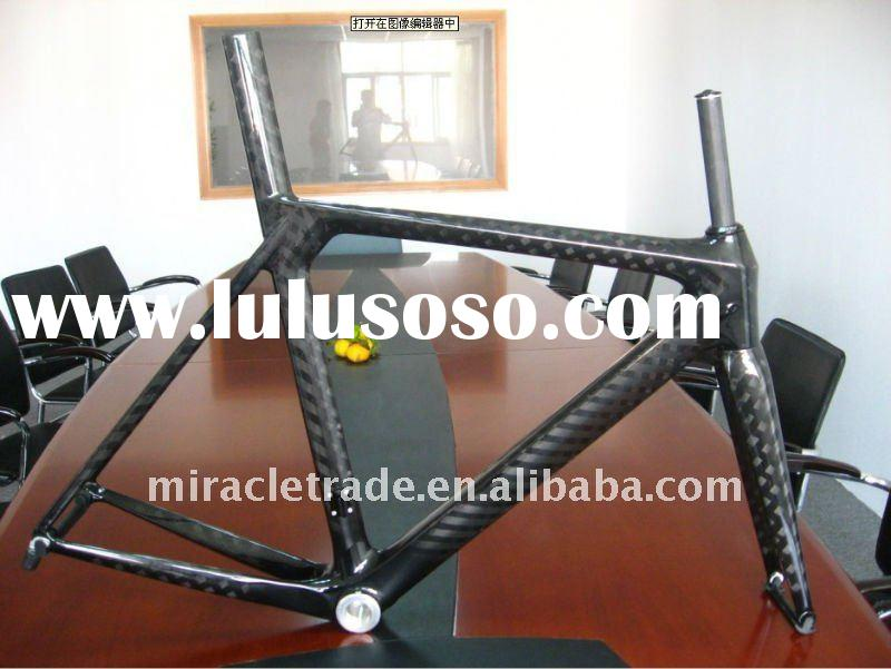 2012 High quality Road bicycle carbon frame New design inner carble routing frame Hotsale road carbo