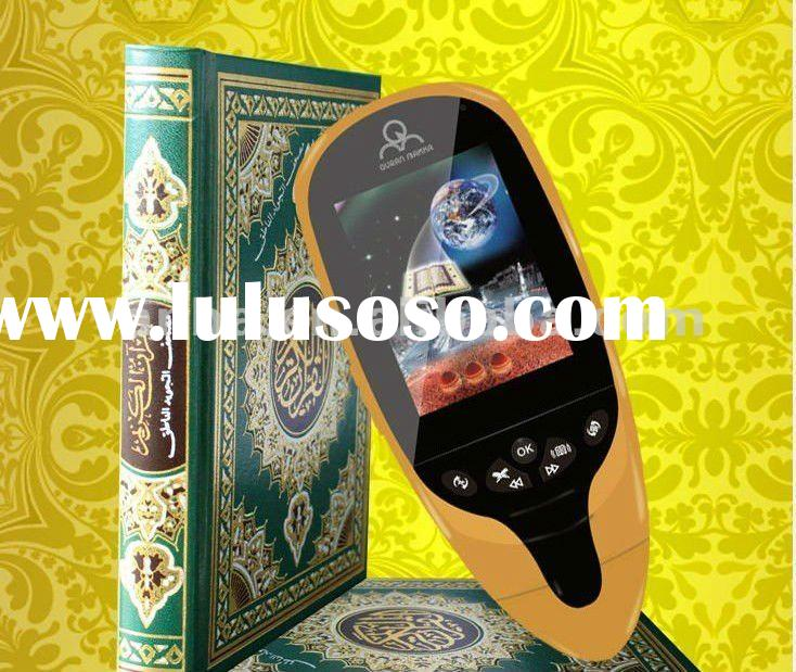 2012 New products 4GB memory VA9000 digital Quran read pen with screen