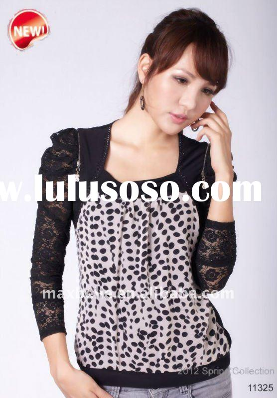 2012,Women fashion style plus size clothing