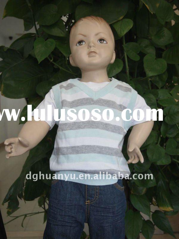 2012 fashion knitted pullover baby boys