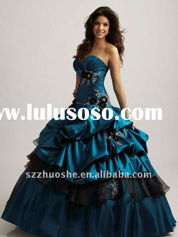 2012 gorgeous quinceanera dress ball gowm prom dress CK1125