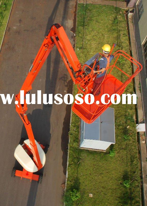 20m self propelled boom lift aerial work platform
