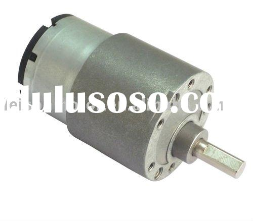 6w Small Low Rpm 1 10 150rpm Ac Gear Motor For Sale