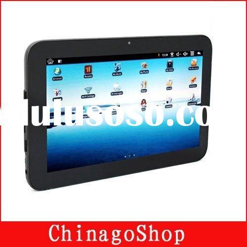 3G Network 10.1 Inch TFT LCD Touch Screen Tablet Laptop Epad with 2.0 MP Camera
