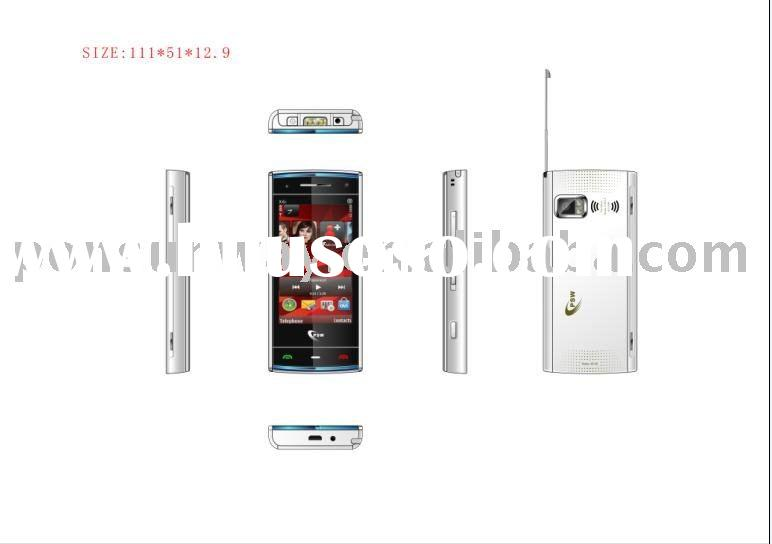 """3.0""""TOUCH SCREEN Dual SIM Card Standby PSW P66 Mobile Phone"""