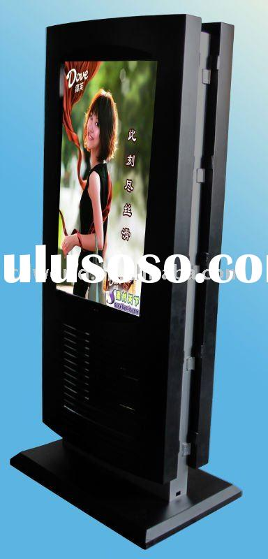 42inch Double Side LCD Advertising Media Kiosk (VP420D-S)