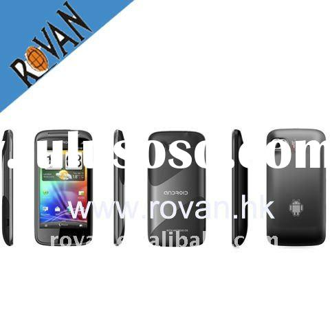 4.0inch android 3g mobile phone dual camera Dual SIM WIFI GPS TV