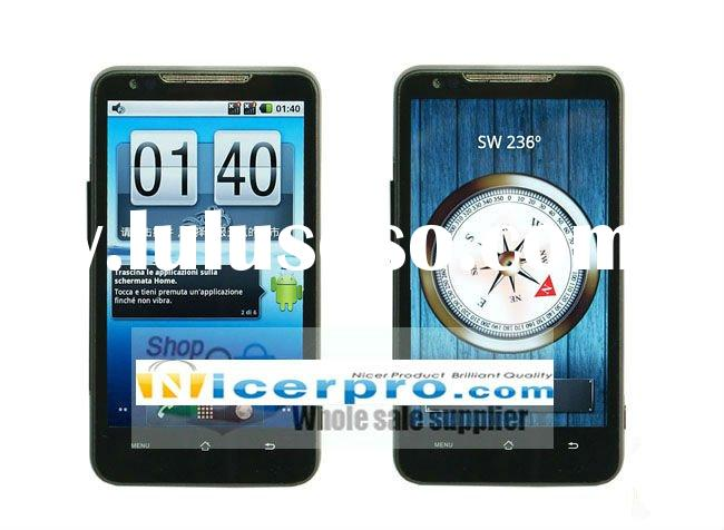 4.3 inch android smart phone HD7 capacitive touch cell phone