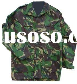 501081 British Army jungle warfare suit,exposure military clothes,tactical garment,camouflage unifor