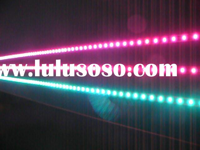 5050 RGB Color flowing/chasing LED strip ,5m RGB LED strip for chasing effect