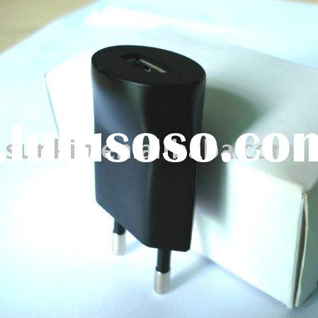 5V/500mA Eu plug USB wall charger for Nokia cellphone