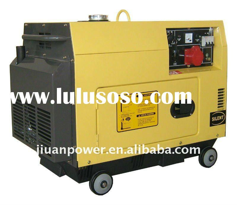 5kva diesel generator with silent type