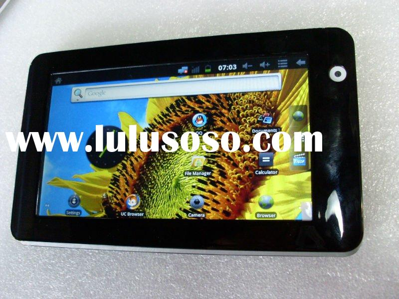 7 inch 4GB tablet pc capacitive screen wifi
