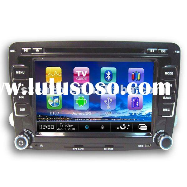 7 inch VW Android car multimedia dvd player 3G WIFI PC system (VW-7001)