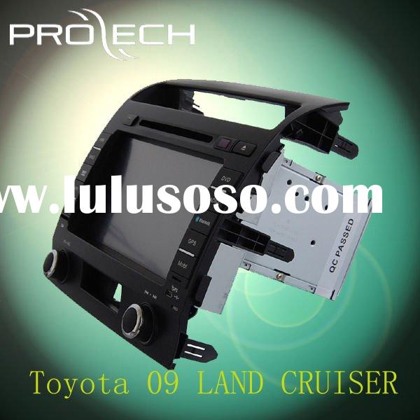 8 inch car DVD for TOYOTA 09 LAND CRUISER (PL-X3003TY