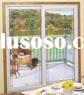 95 series PVC sliding door for balcony