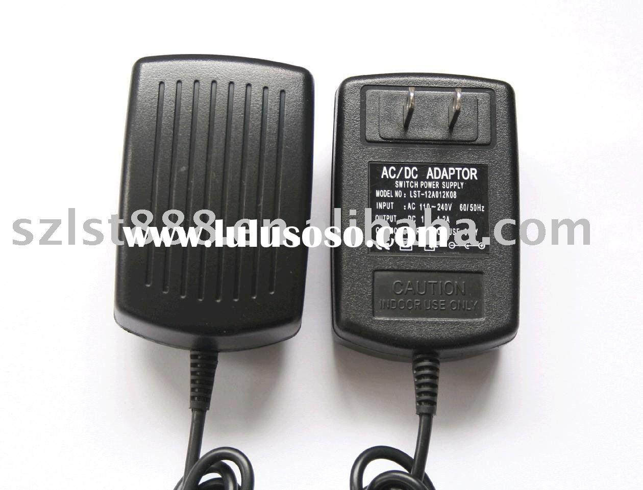 9V 1.5A wall type power adapter