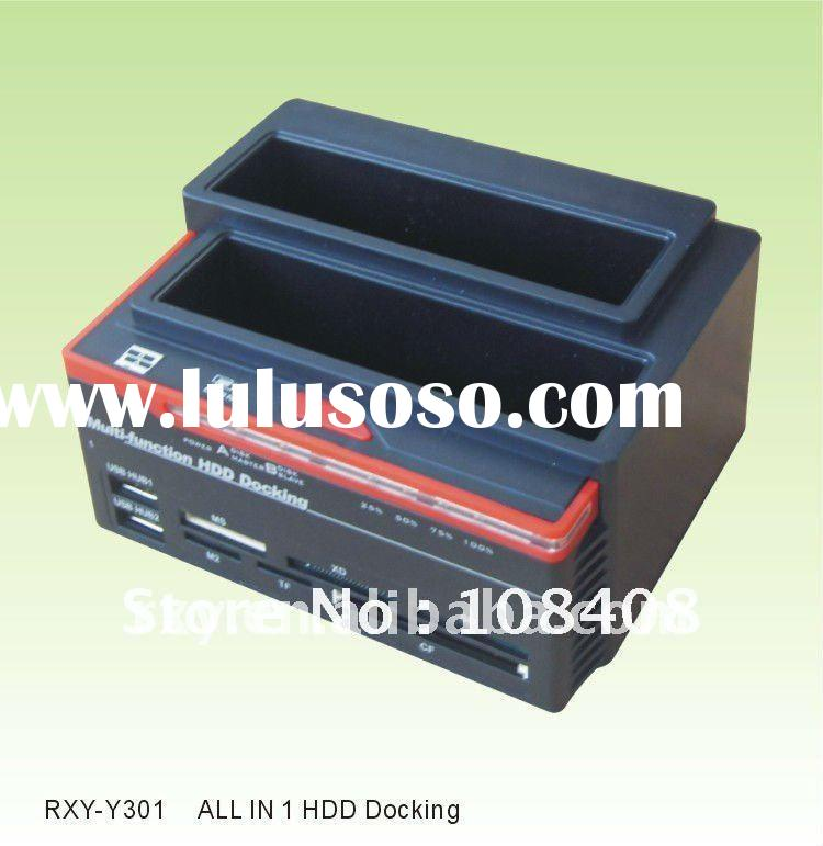 ALL IN 1 USB 2.0 HDD DOCKING station clone