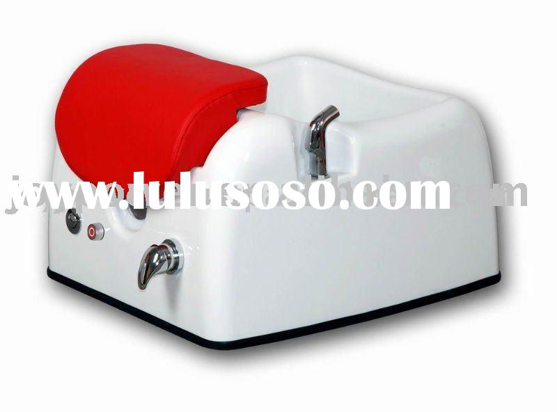 Acrylic Pedicure Spa Tub, FRP Reinforced (SP-620)