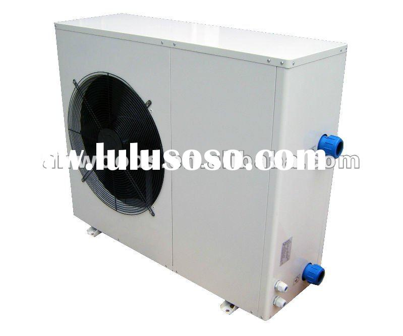 Swimming Pool Water Chillers : Air to water swimming pool chiller heat pumps for sale
