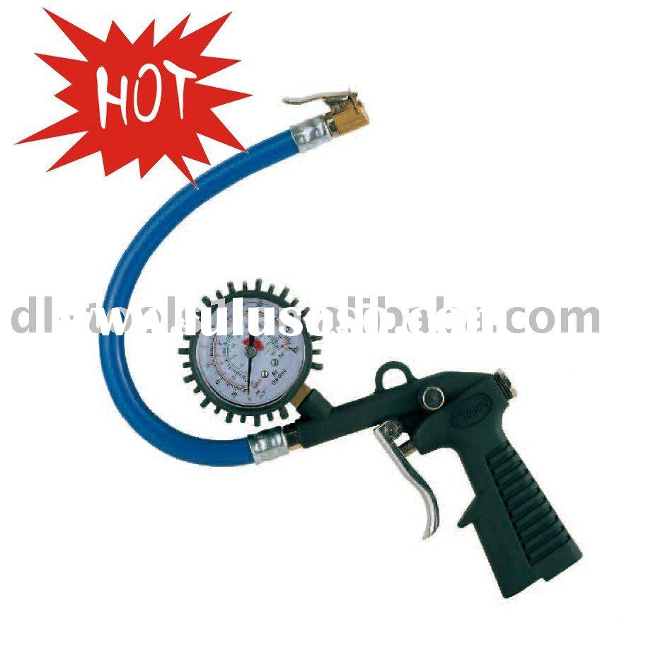 Air Tyre Inflator Gauge