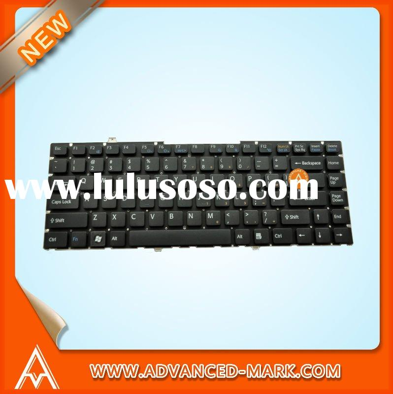 All Brand New & Good Selling ~Replace Laptop Keyboard For Sony VGN-FW ,P/N:148084721/9J.N0U82.10