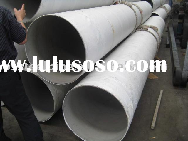 Austentic Stainless steel welded tubes Of ASTM A312