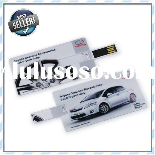 Best Business Promotional Gift Credit Card USB