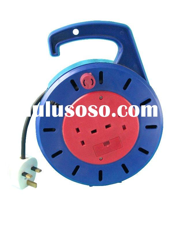 British type cable reel