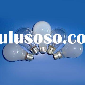 CHEAP PRICE WITH GOOD QUALITY ELECTRIC INCANDESCENT BULB(EXPORT TO MANY COUNTRIES)