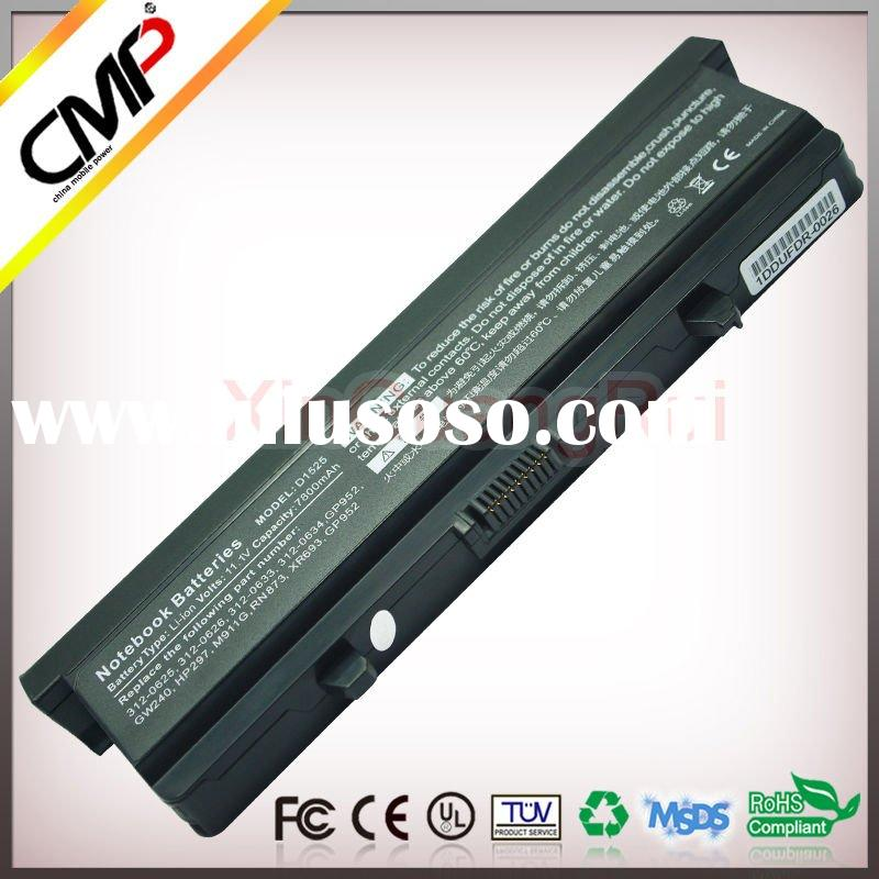 CMP Replacement Laptop Battery 9 cell 7800mAh For Dell Inspiron 1525 Series