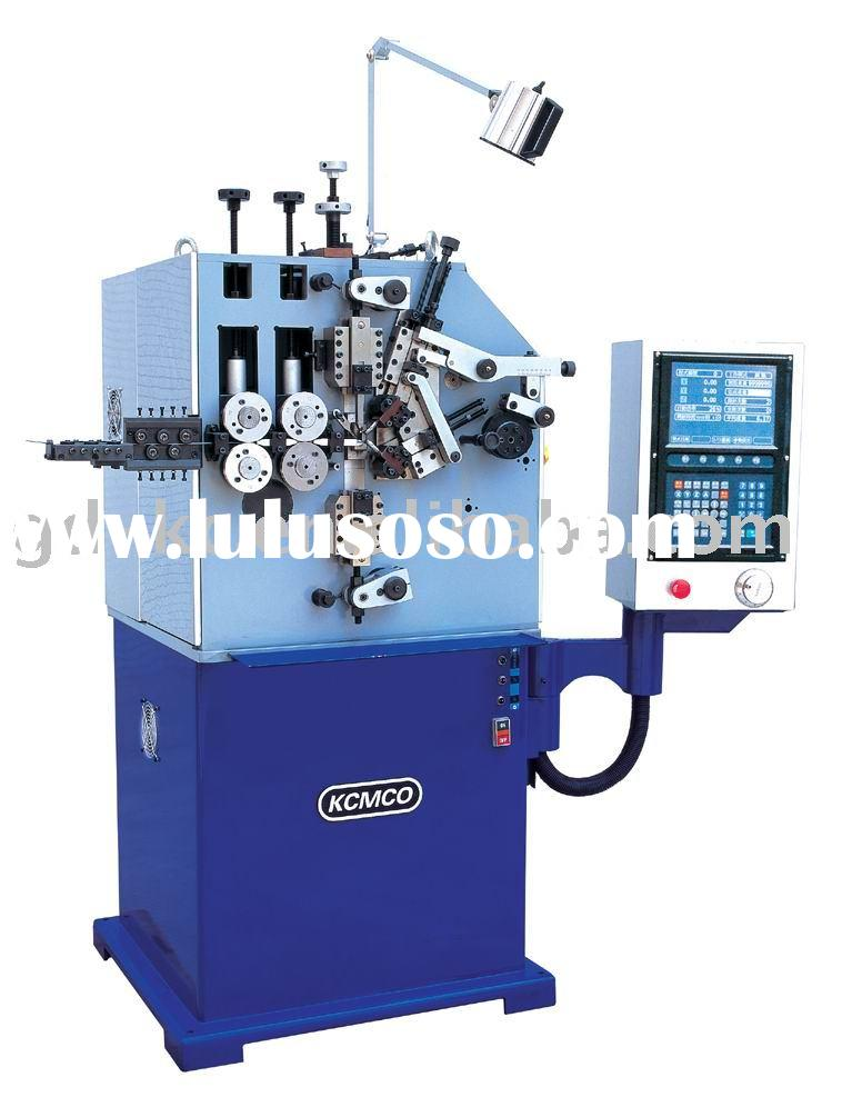 CNC High-speed Compressed Spring Machine