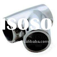 Carbon steel lateral reducing tee pipe fitting