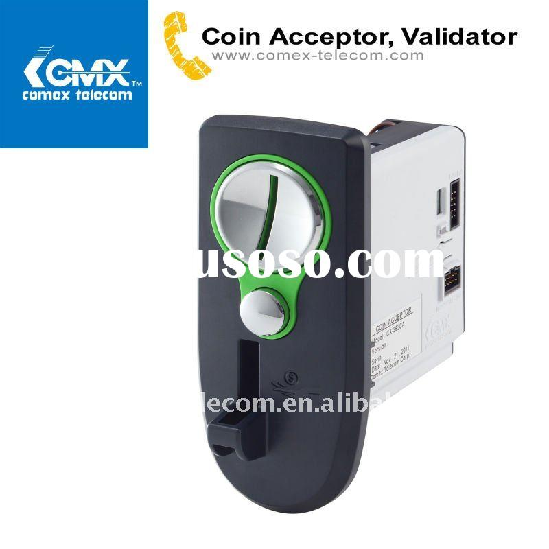 Cash Acceptor for Payment Kiosk