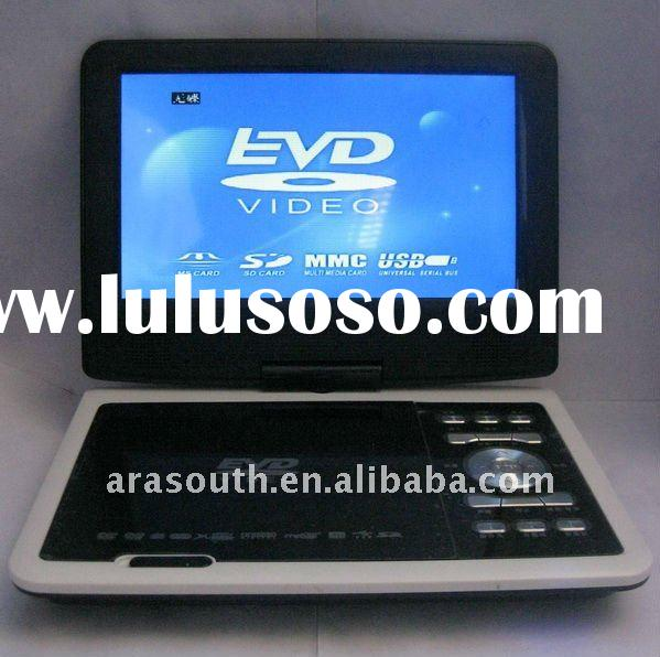 Cheapest Portable DVD player with TV tuner