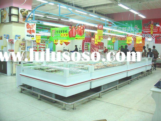 China Little Duck Supermarket Equipment NEW CALGARY with CE certification