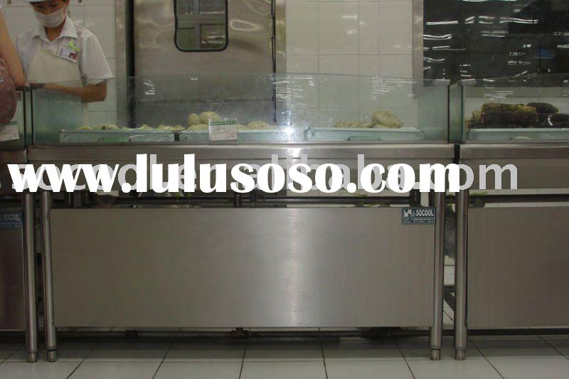 Display Cabinet, Deli Display Cabinet, Supermarket Equipment