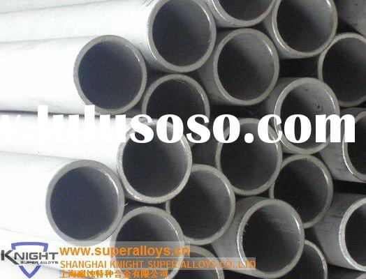 Duplex 2205 stainless steel seamless pipes tubes