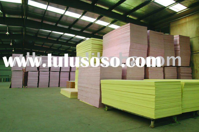 Extruded Polystyrene air duct board