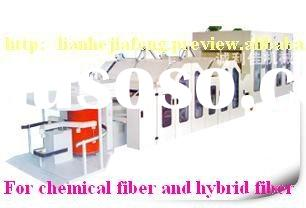 FN271F Automatic nonwoven carding machine